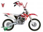 Комплект наклеек CRF450 02-04 Dream 3
