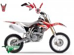 Комплект наклеек CRF150 07-17 Dream