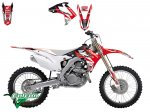 Комплект наклеек CRF250 14-16 / CRF450 13-16 Dream 3
