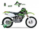 Комплект наклеек KLX300 97-08 Dream
